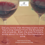 The Essence of Nobile di Montepulciano