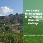 Wine is global – The Winetrotters at a SommelierChallenge