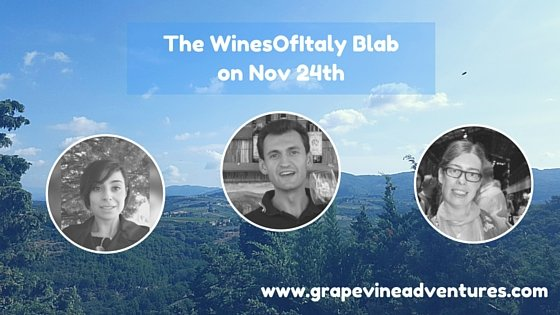 The First Wines Of Italy Blab