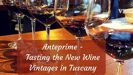 Anteprime – Tasting the New Wine Vintages in Tuscany