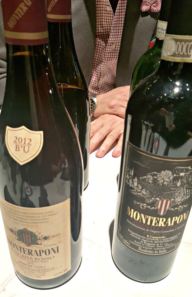 Sneak Peeks of Tuscan Wine 2016