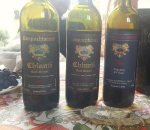 A September Sunday at Campochiarenti Winery