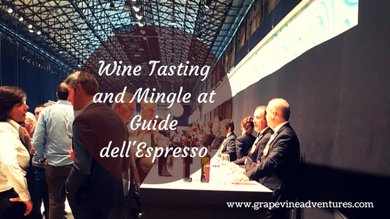 Wine Tasting and Mingle at Guide dell'Espresso