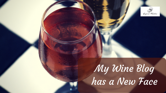 My Wine Blog has a New Face