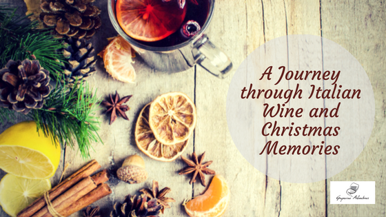 Christmas Wine Memory