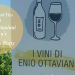Wine and Fun at Enio Ottaviani Winery's #Caciara Party