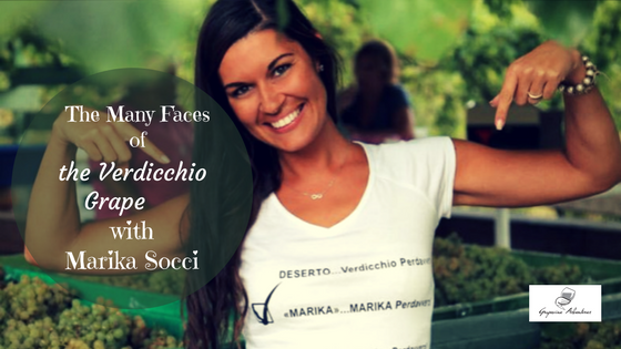 The Many Faces of the Verdicchio Grape with Marika Socci