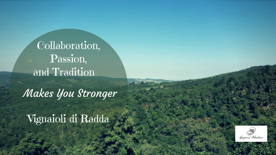 Collaboration, Passion, and Tradition Makes You Stronger – Vignaioli di Radda