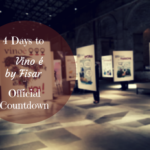 4 Days to Vino é designed by Fisar – Official Countdown