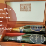 Sparkling Wine All Through the Christmas Dinner with D'Araprì Winery
