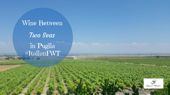 Wine Between Two Seas in Puglia – January 2018 at #ItalianFWT