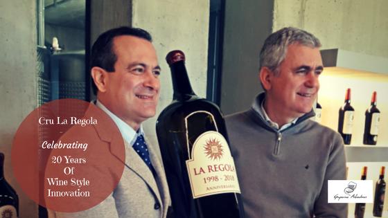 Cru La Regola – Celebrating 20 Years Of Wine Style Innovation
