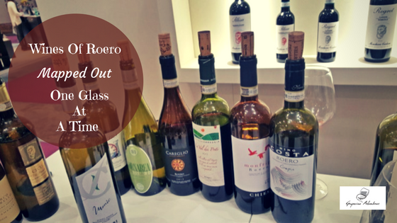 Wines Of Roero Mapped Out One Glass At A Time