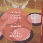 A Chiaretto is always a Chiaretto…a Valtenési not Bardolino #ItalianFWT