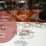 Negro Amaro Rosé Wines at Their Best in Salento, Puglia
