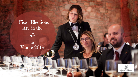 Fisar Elections Are in the Air at Vino è 2018