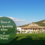 40 Years of Jazzy Sparkling Wines at D'Araprì Winery