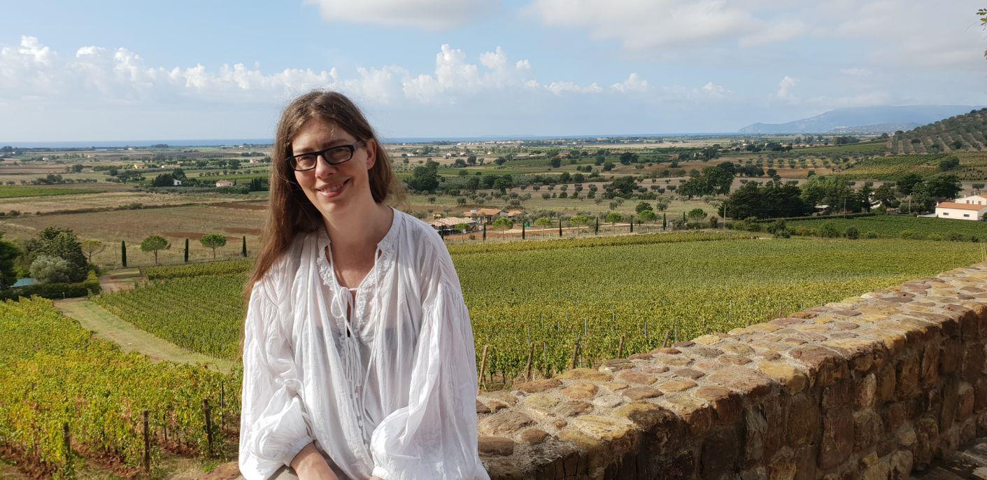 Katarina Grapevine Adventures Wine With Me