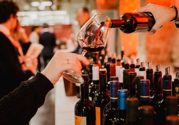 Katarina services for wine lovers